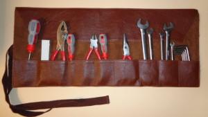 Philips Titanium Toolset 18 pieces in tool bag