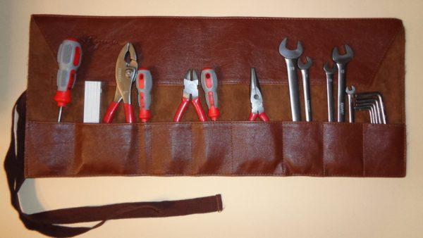GE Titanium Toolset 16 pieces in tool bag