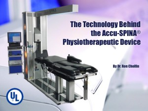Technology behind the Accu-SPINA & IDD Therapy